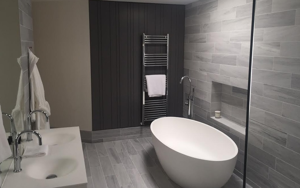 Bathroom & Physio Room refurbishments in Totteridge