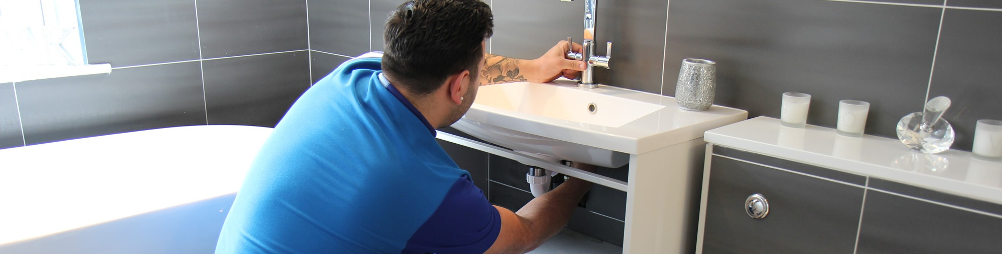 Plumbing Services by 3Flo - Local Plumber St Albans Hertfordshire